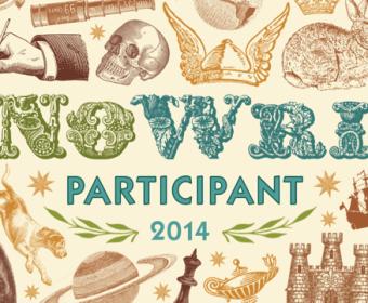 Nanowrimo 2014 banner