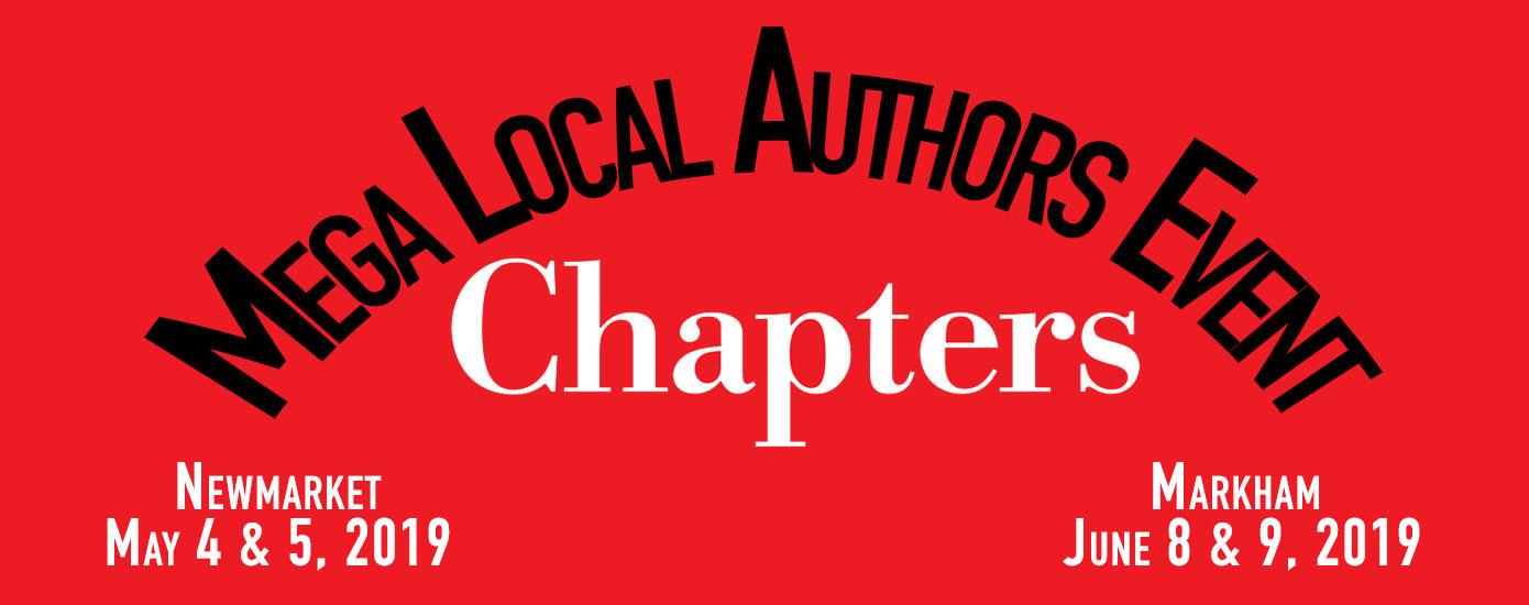 Mega Local Authors Event