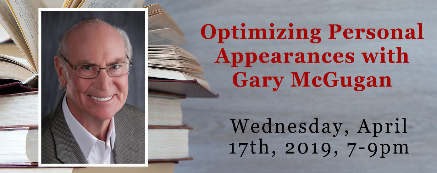 Optimizing Personal Appearances with Gary McGugan