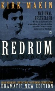 Redrum the Innocent by Kirk Makin